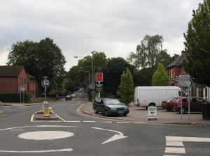 Crowthorne Village: late 2006
