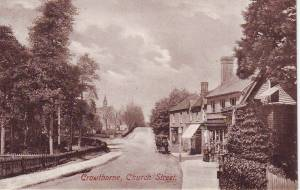 Crowthorne, Church Street