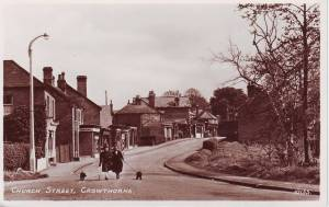 """Church Street, Crowthorne"""