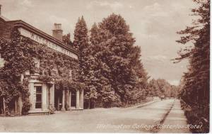 Wellington College, Waterloo Hotel: Frith no. 57927
