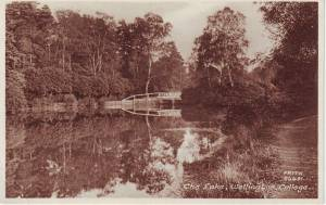 The Lake, Wellington College