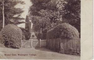 Wicket Gate, Wellington College