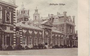 Wellington College: Wellington College series No. 6