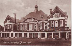 Wellington College, Dining Hall