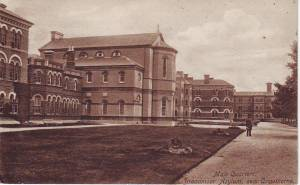 Male Quarters, Broadmoor Asylum, near Crowthorne