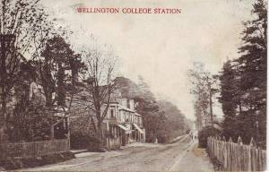 Wellington College Station