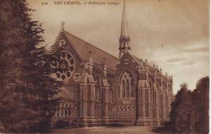The Chapel, Wellington College