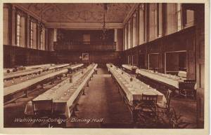 Wellington College Dining Hall