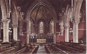 Wellington College Chapel: Frith no. 57022