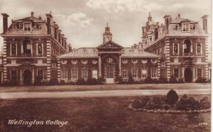 Wellington College: Frith no. 57169