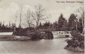The Lake, Wellington College: Wellington College Series No 2