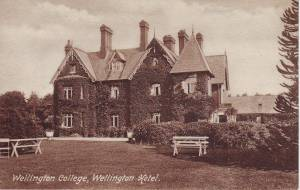 Wellington College, Wellington Hotel: Frith no. 57928