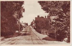 Sandhurst Road, Crowthorne