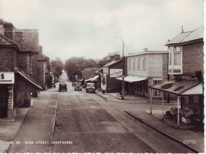 High Street, Crowthorne