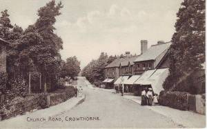Church Road, Crowthorne