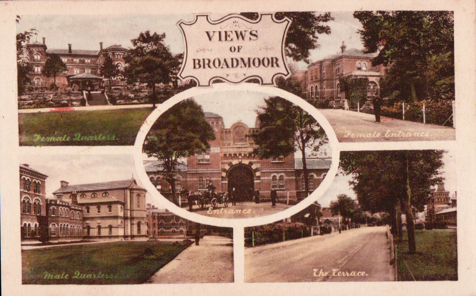 Image result for broadmoor prison